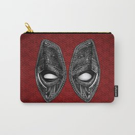 Aztec black Dead eye Mask iPhone 4 4s 5 5c 6, pillow case, mugs and tshirt Carry-All Pouch