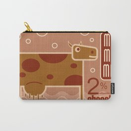 moo moo milk Carry-All Pouch