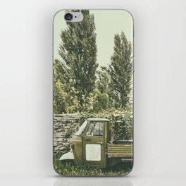 Italian country life iPhone Skin