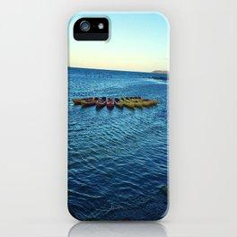 Sail It iPhone Case