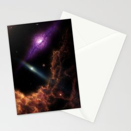 Cosmostrophe Stationery Cards