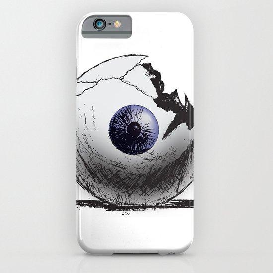 Broken Eye iPhone & iPod Case