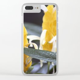 Longwood Gardens Autumn Series 279 Clear iPhone Case