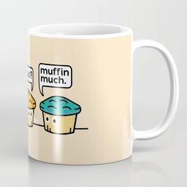 Two Muffins Coffee Mug