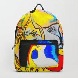 Paper Doll #society6 #decor #buyart Backpack