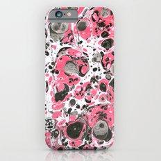 Paper Marbling 01 iPhone 6s Slim Case