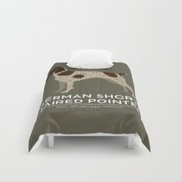 German Shorthaired Pointer Comforters