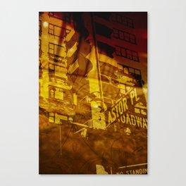 New York Series #2 Canvas Print