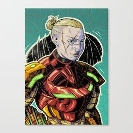 The Galaxy's Greatest Bounty Hunter Canvas Print