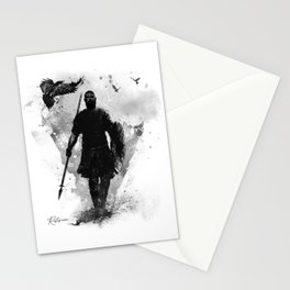 The Viking One Step At A Time to Vahalla Stationery Cards