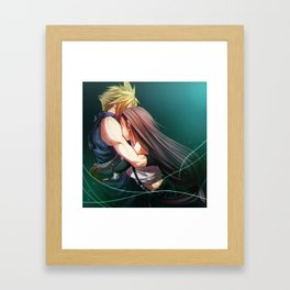 Cloti Framed Art Print