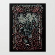 atlas shrugged - ayn rand Canvas Print