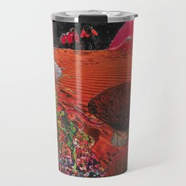 Lay Me to Rest on the Red Planet Travel Mug