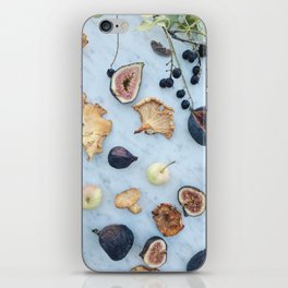 Fig & Chanterelle II iPhone Skin