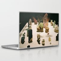gem Laptop & iPad Skins featuring gem by ghostchesters