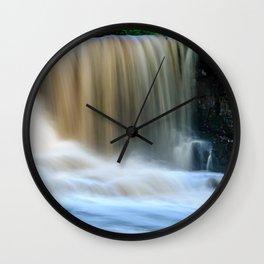 Hunneberg flow Wall Clock