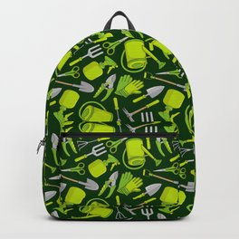 Gardening Icons Backpack