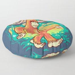 Big Foot Floor Pillow
