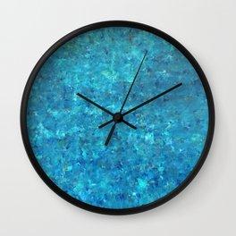 Liquid Cashmere Wall Clock