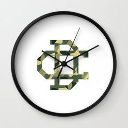 cameron dallas army Wall Clock