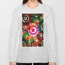 Hippy Shake! Long Sleeve T-shirt