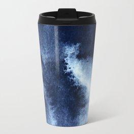 Indigo Nebula Travel Mug