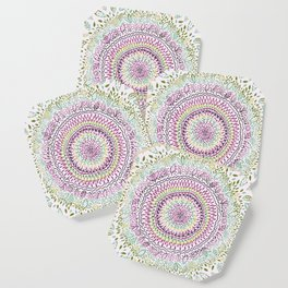 Intricate Spring Coaster