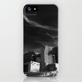 Monastery at Christ in the Desert iPhone Case