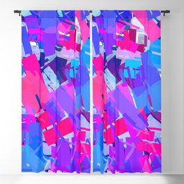 Abstract Artwork 6 Blackout Curtain
