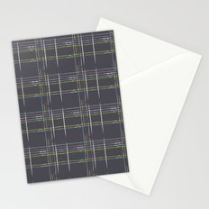 Rosewall plaid Stationery Cards