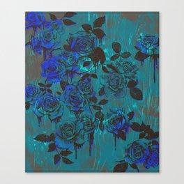 Royal Roses Canvas Print