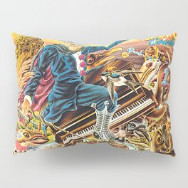 Captain Fantastic and the Brown Dirt Cowboy Deluxe Edition by John Elton Pillow Sham