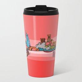 Abra at Madinat Jumeirah Travel Mug