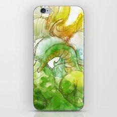 Ventouse iPhone & iPod Skin