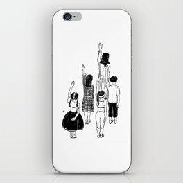 Girls #2 iPhone Skin