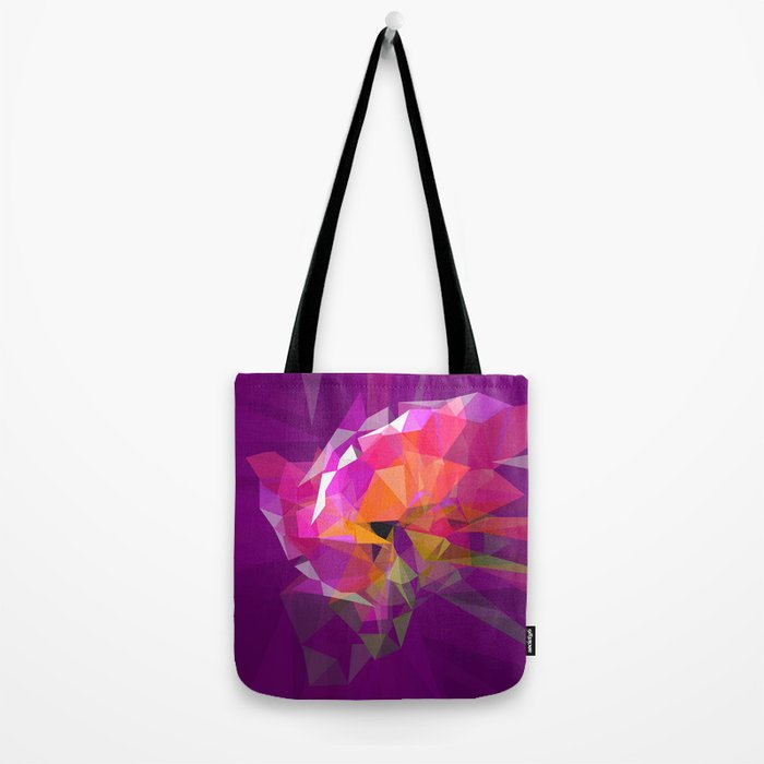polygone attack Tote Bag