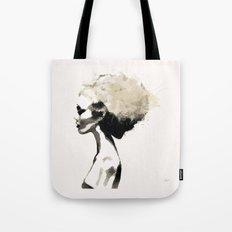 Serene - Digital fashion illustration / painting Tote Bag
