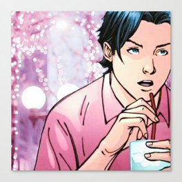 Tim Drake Canvas Print