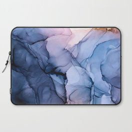 Captivating 1 - Alcohol Ink Painting Laptop Sleeve