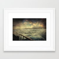 istanbul Framed Art Prints featuring Istanbul by Taylan Soyturk