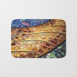 Venice Tiles Bath Mat
