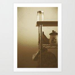 Mason #5 Art Print