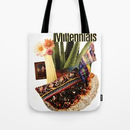 Millennials Tote Bag