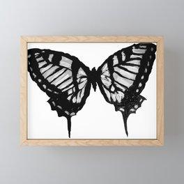 Painted Butterfly Framed Mini Art Print