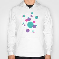 dots Hoodies featuring Dots by eDrawings38