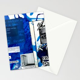 Yves Klein Stationery Cards
