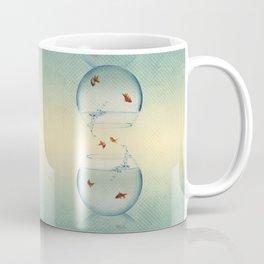 Goldfish Infinity Coffee Mug