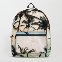 No Palm Trees Backpack