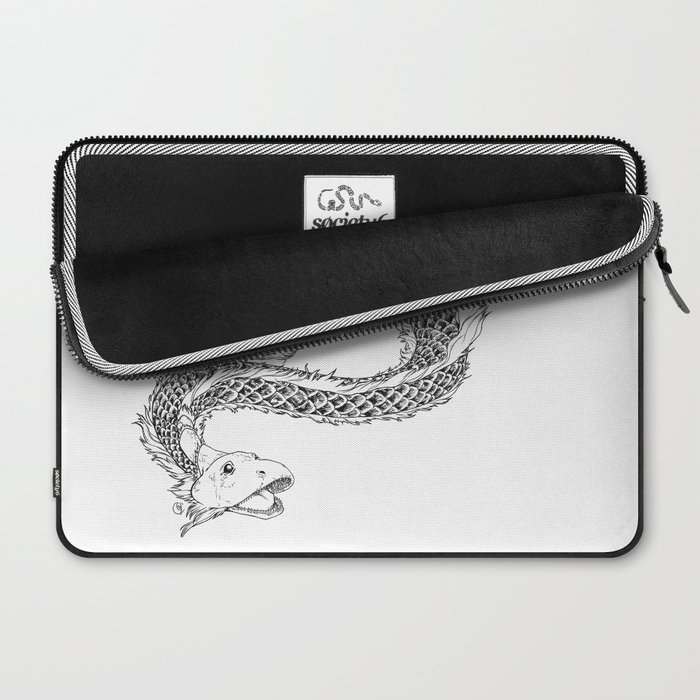 Sea Dragon Laptop Sleeve