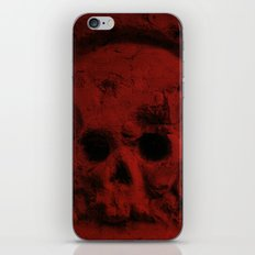 Red or Dead iPhone Skin
